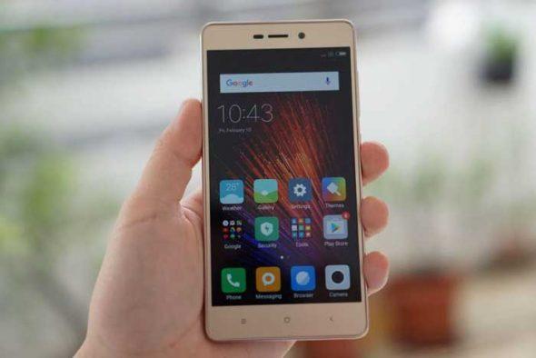 Install Google Play Store di Xiaomi Redmi 3S/Prime