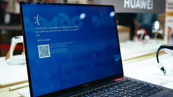 Cara Mengatasi Blue Screen Windows 10